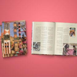 نمونه کار طراحی مجله یا کاتالوگ با موضوع میراث فرهنگی و گردشگری
